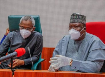 Nigeria must strengthen local capacities to achieve economic growth – Lawan