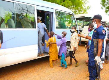 Nasarawa evacuates 788 Almajirai to home states