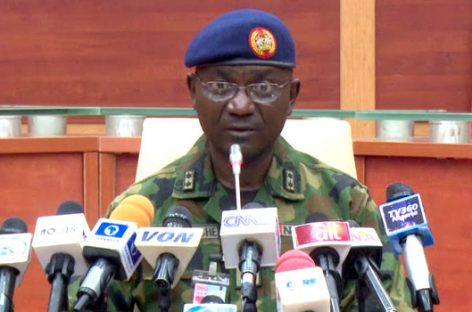 DHQ rubbishes call for the 'Rawlings Revolution' in Nigeria