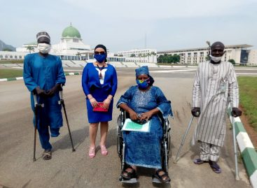 JONAPWD,  ERPWDI seek emergency meeting with NASS leadership over Commission for Persons with Disabilities