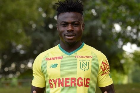 Moses Simon dazzles in FC Nantes opening day match