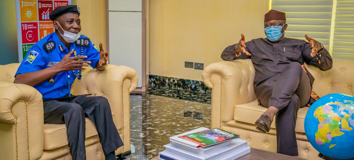 Fayemi restates commitment to community policing