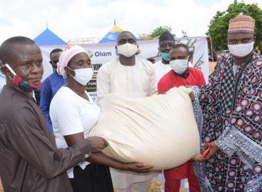 Olam Nigeria, IFAD's Value Chain Devt Prog Injects N3bn into  Nigeria's Economy