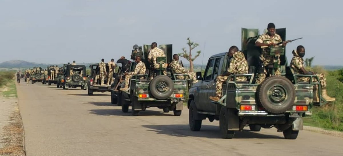 Nigeria Military News Update: We are relentless in our effort to rid the Nation of Boko Haram/ ISWAP fighters- DMO