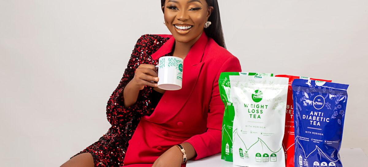 Friska Herbal Teas Appoint Ariyiike Owolagba as Brand Ambassador