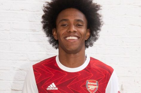 Its official! Arsenal signs Willian from Chelsea
