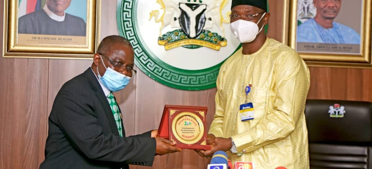 Engineer Sule approves employment for 30 doctors, 15 pharmacists, 70 nurses, others