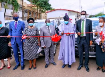 Lagos gov hands over 51 GAC vehicles, eight houses to judges