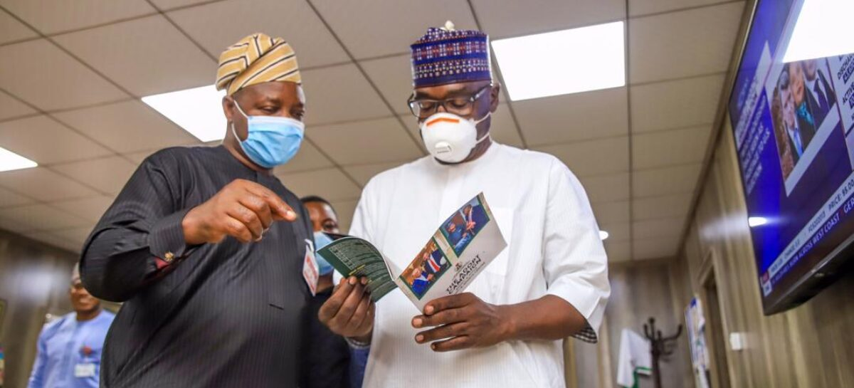 Kwara Governor Invests in Youth, Seeks Partnership with Youth Ministry