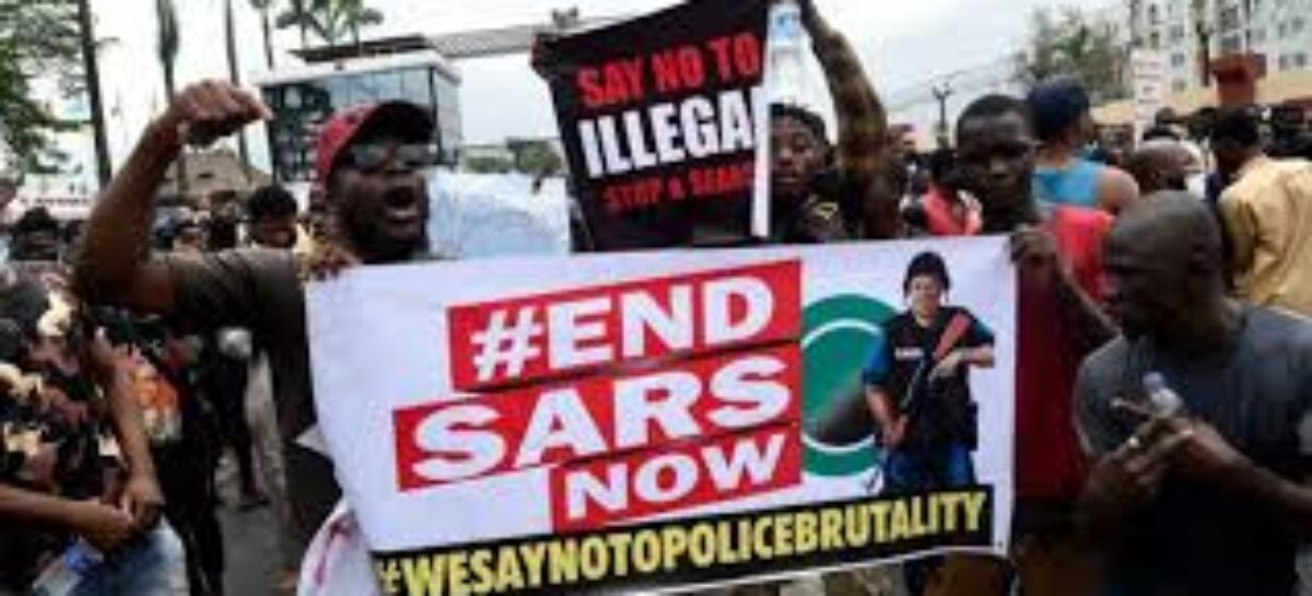 #End SARS: FG set to descend heavily on protesters
