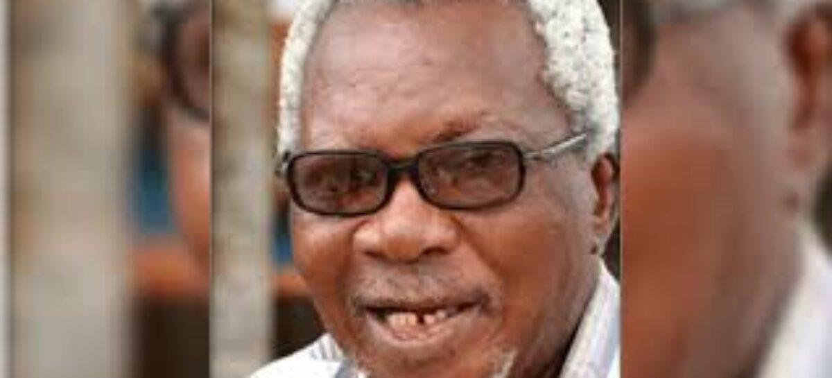 Okowa mourns as J.P. Clark dies at 85