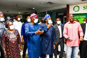 COMMUNAL CLASH: SANWO-OLU READS RIOT ACT TO MISCREANTS IN LAGOS