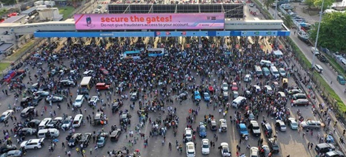 Prominent Lagosians seek dissolution of Lekki Tollgate