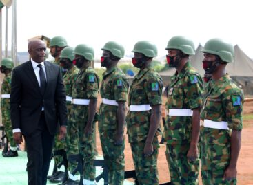 Be humane in discharging your duties, Okowa charges Army