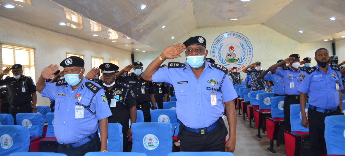 IGP ORDERS AIGs, CPs TO REVAMP THEIR SECURITY ARCHITECTURE AHEAD OF THE YULETIDE'