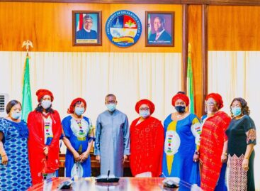 Okowa says skill acquisition way out of poverty