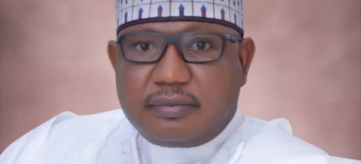 Soetan felicitates with NYO family over the release of their Chairman, Abubakar Wali from kidnappers den