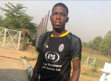 Emotional Conversation With Aspiring Golden Eaglets Star, Iwuanjoke Linus Boluwatife