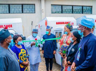 COVID 19: Ekiti receives medical items from SDGs