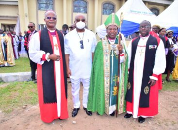 Uzodimma urges church leaders to return youths to moral path