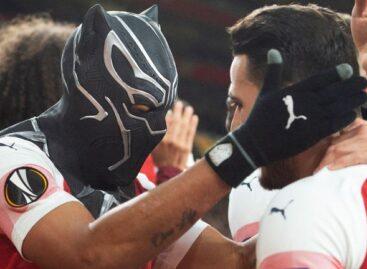 Arsenal forward, Aubameyang blasts Toni Kroos for mask celebration criticism