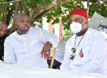 Uzodimma flags off Imo State Waste Management Agency, hands over trucks/pay-loaders