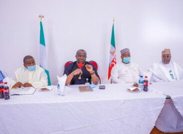 YULETIDE: PLATEAU STATE GOVERNMENT MEETS STAKEHOLDERS ON SECURITY/COVID-19