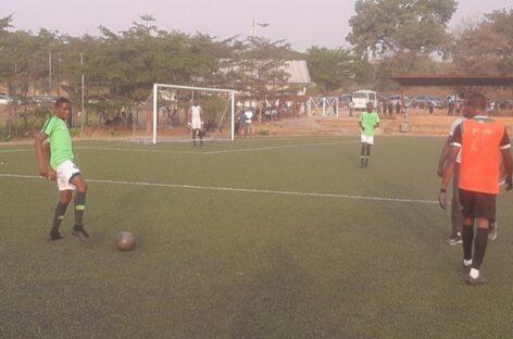 Nigerian Golden Eaglets nails JUFA 3-1 in a friendly encounter