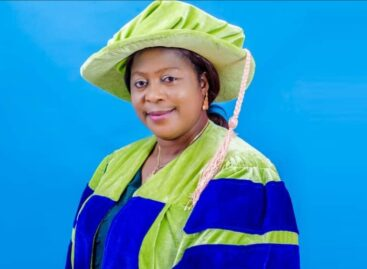 DR MRS OYELEKE REBECCA OPEYEMI TO BE CONFERRED WITH THE UNITED NATION'S AMBASSADOR FOR PEACE AWARD