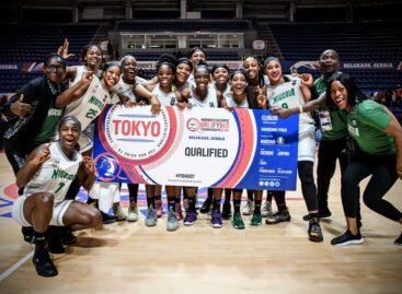 2020 Olympics: Ogwumike, Akhator, Ezinne, 13 others hit D'Tigress camp in Atlanta