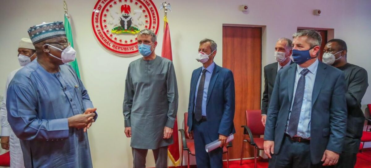 PIB: Senate President pushes for reduced cost of crude oil production