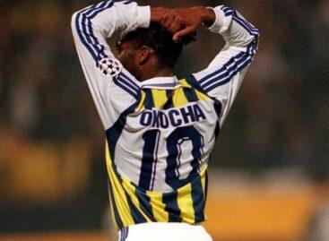 Ozil showers encomium on Jay-Jay Okocha's legacy, as Fenabahce unveils him