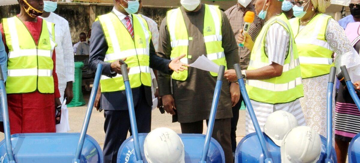 Okowa lauds FG's Special Public Works Programme