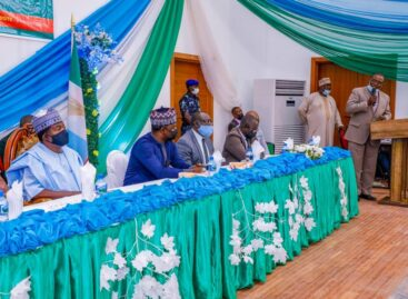 PLATEAU TARGETS HIGHER REVENUES AS LALONG INAUGURATES REVENUE COUNCIL/ PIRS GOVERNING BOARD