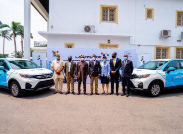 Sanwo-Olu, CIG unveil 1000 SUV taxis for Lagosians
