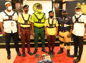 Sanwo-Olu okays body worn cameras for LASTMA, VIS, safety corps, others for law enforcement in Lagos