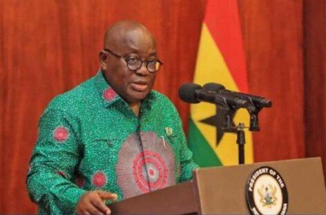 Mali: Akufo-Addo says ECOWAS will resist anti-democratic forces in the region