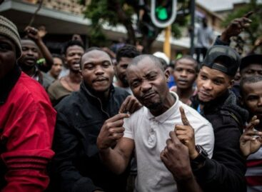 Nigerians protest in South Africa over killing of colleague by Police
