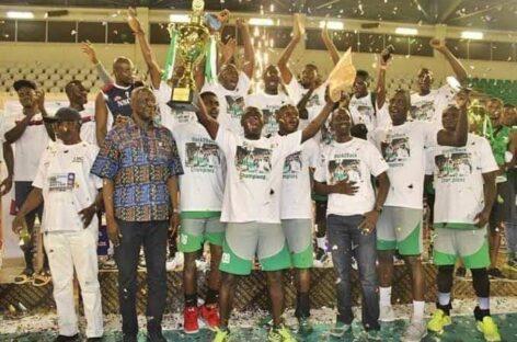 2021 Nigeria Volleyball Premier League kicks off July 5th