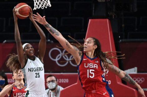 D'Tigress fail against U.S in Tokyo Olympics women's basketball