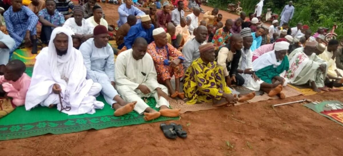 Indigenous Igbo Muslims Observance of Eid Prayers Sparks Reactions