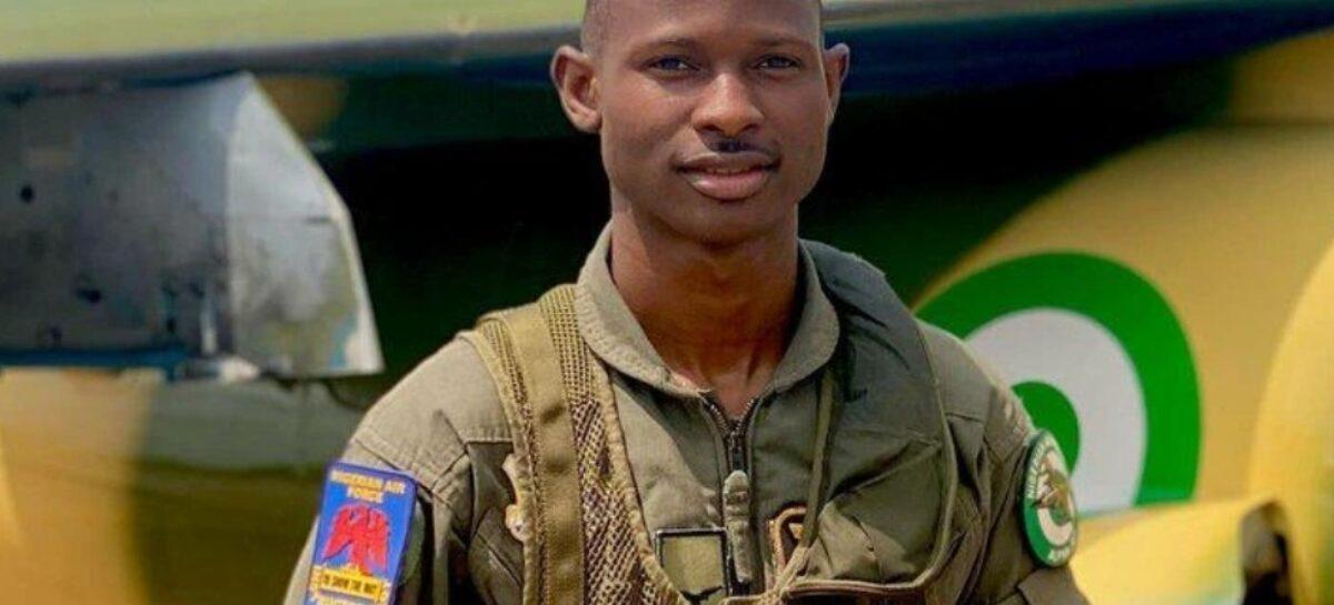 """""""Many Times I Dream I Was Attacked but Struggled to Survive"""" – Flight Lieutenant Abayomi"""
