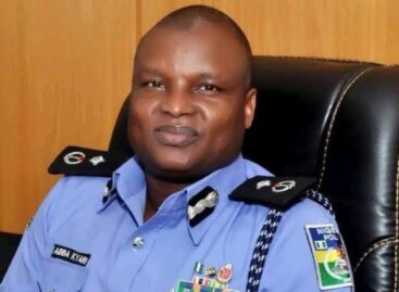 Nigerians React As DCP Abba Kyari Shares Photo Of 'The Mountain Of Death' Online