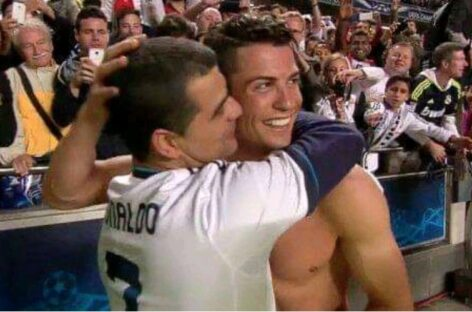 How Ronaldo Paid Back His Childhood Friend Who Helped Him Get Into The Academy