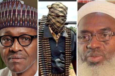 Reactions As Sheikh Gumi Asks Buhari To Resign With Immediate Effect
