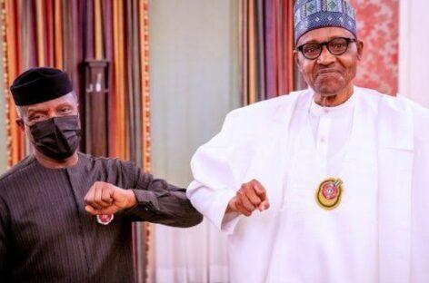 Buhari's Medical Check-up: Presidency Reveals When VP Osinbajo Will Take Over as Acting President