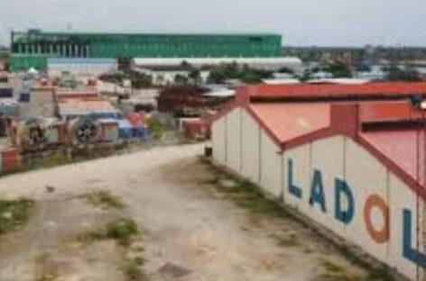 Samsung, LADOL Dispute Resolved as Pacific Ruby Docks at SHI-MCI Yard