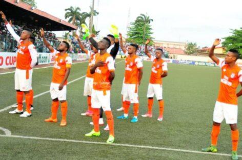Akwa United wins their first Nigeria Premier league trophy