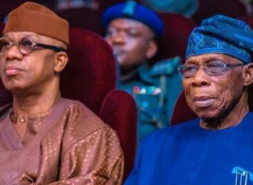 Ogun State Governor Changes Surname, Declares Obasanjo as His New Father