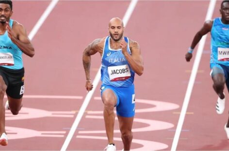 Tokyo Olympic: Italy's Lamont Jacobs wins the 100m race